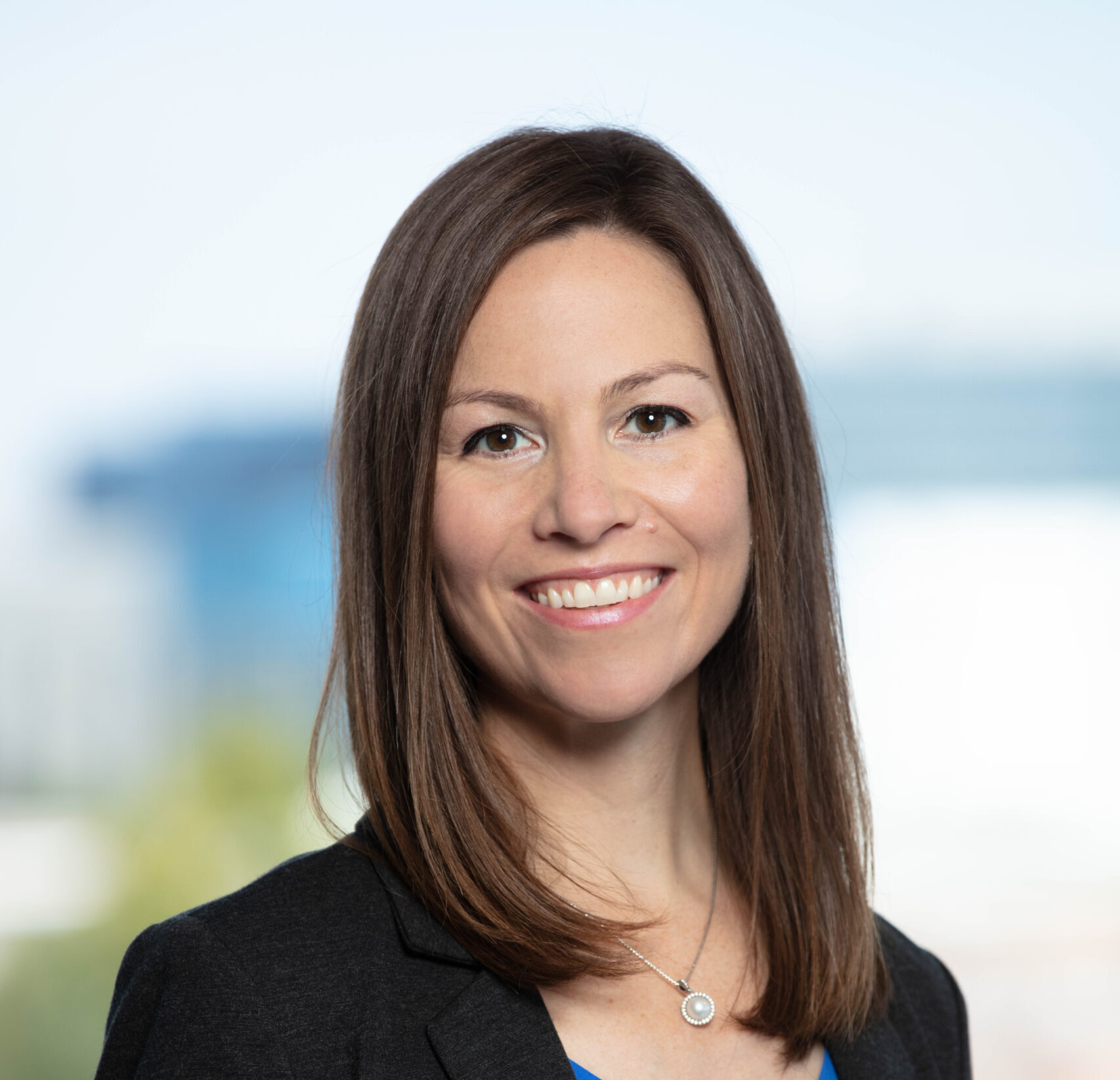 Kendra Baillie, Head of Human Resources and Corporate Communications, Canada
