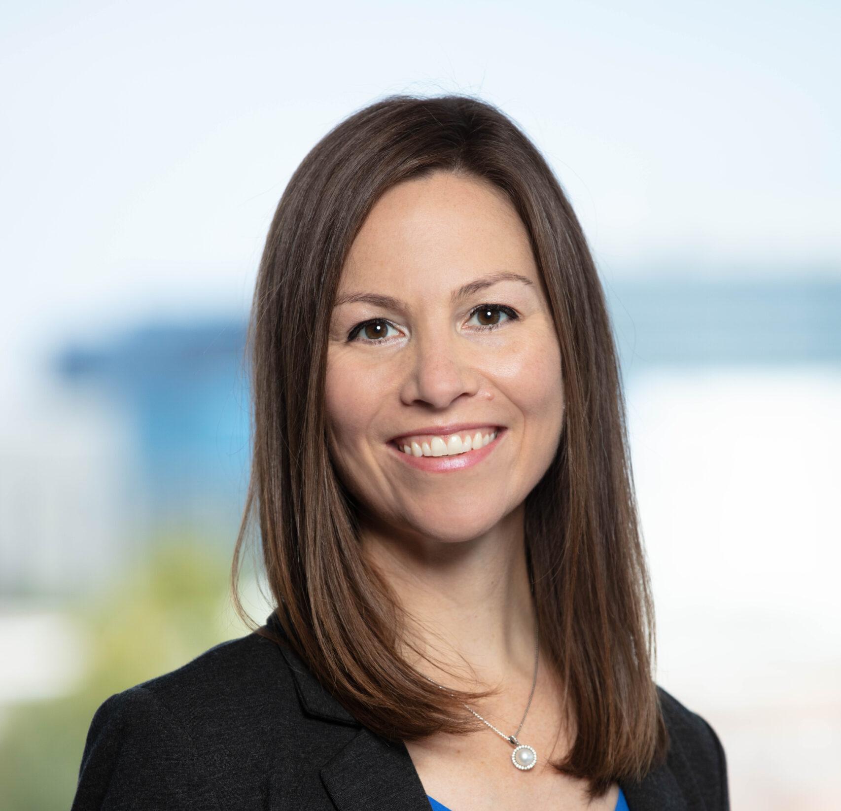 Kendra Baillie, directrice des ressources humaines et des communications institutionnelles, Canada