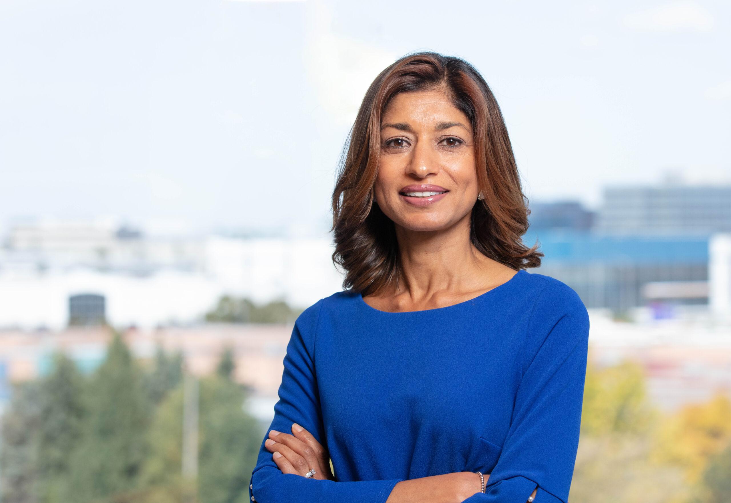 Suki Wiltman, directrice de l'éthique commerciale