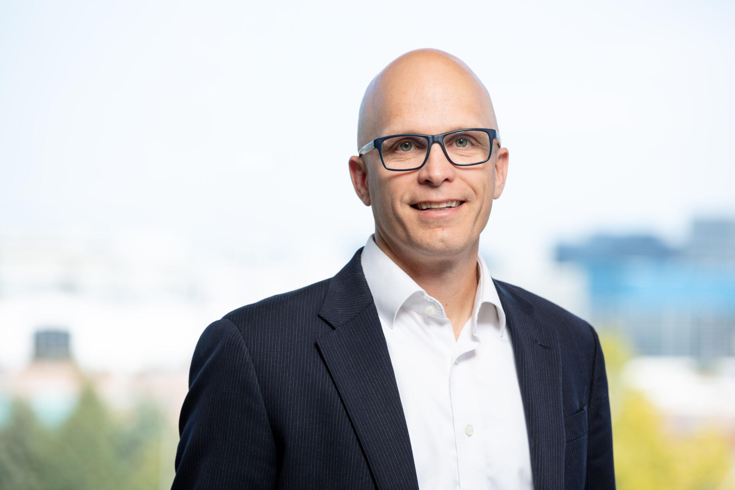 Mike Patterson, directeur principal de l'unité commerciale, oncologie